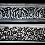 серебро черненое